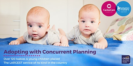 Adopting with Concurrent Planning Online Event tickets