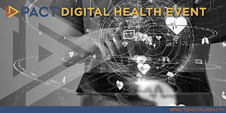 Digital Health Series: Tech & Behavioral Health  tickets