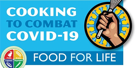 Food For Life- Cooking To Combat COVID-19 Class 2: Healthy Blood Pressure tickets