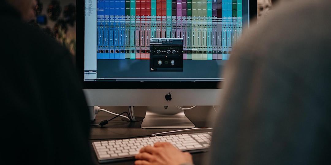Mixing in the Box - Mischung einer Band-Aufnahme