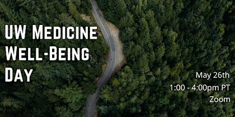 UW Medicine Well-Being Day tickets