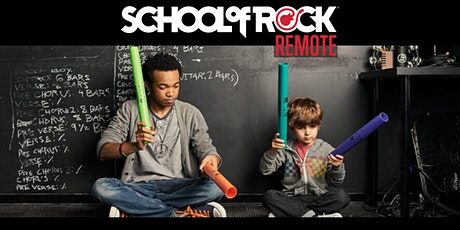 School of Rock Remote - Little Wing Drop In Class tickets