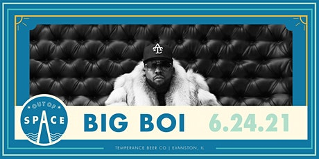 Out of Space 2021: Big Boi w/ Special Guest at Temperance tickets