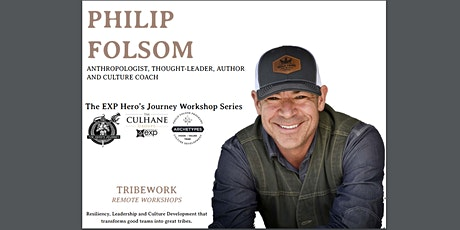 Cold Fusion /Wolf Tribe - Mens Legacy Series - 4 Week Virtual Workshop tickets