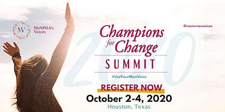 Champions for Change Summit tickets