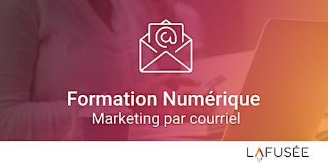Formation Marketing par courriel - Classe Virtuelle biglietti