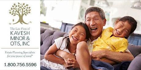 06/18/2020 - Virtual Living Trust Seminar  tickets
