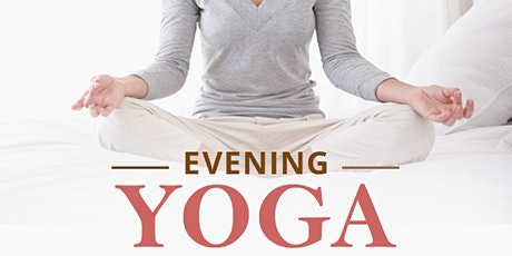 PM Online Yoga with Imad Elali. All Levels  Join us online, relax and get Zen with us.   tickets