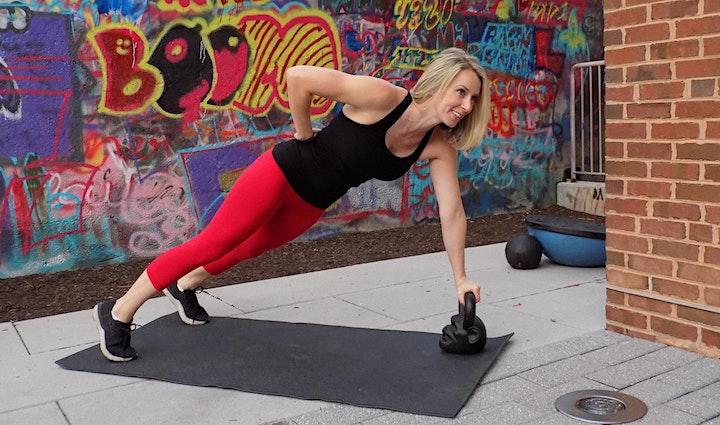 JJ Fitness - Saturday Sweat image