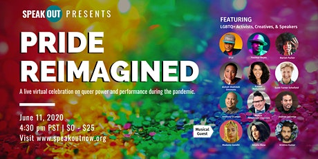 Pride Reimagined! tickets