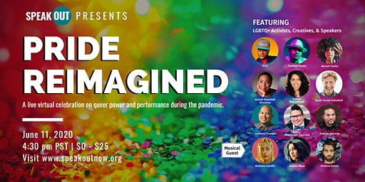 Pride Reimagined!