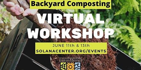 Free Webinar: Backyard Composting tickets