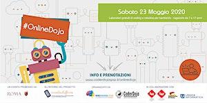 #OnlineDojo 23/05/2020 - @Scuola Diffusa by CoderDojo...