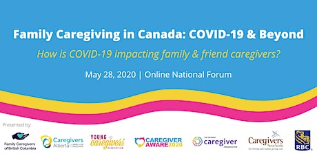 Family Caregiving in Canada: COVID-19 & Beyond tickets