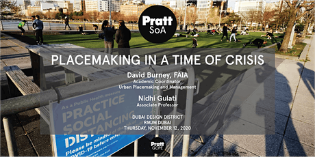 Architecture of Diminished Resources: Placemaking in a time of crisis tickets