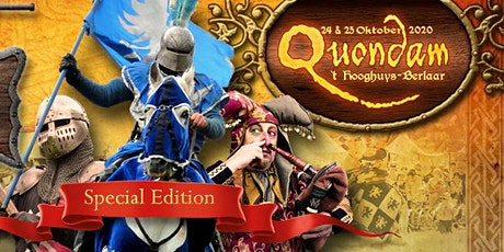 "Quondam 2020 ""special edition""  (met nocturne !) tickets"
