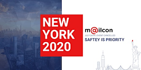 MailCon New York 2020 tickets