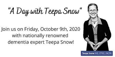 A Morning with Teepa Snow entradas