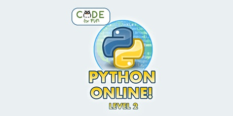 Python Mastery - Level 2: Leverage Your Knowledge!  -  06/15 to 06/19 tickets