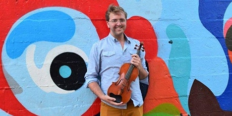 Shenson Salons: Michael Long, violin tickets