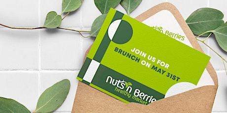 Nuts 'n Berries Brunch! tickets