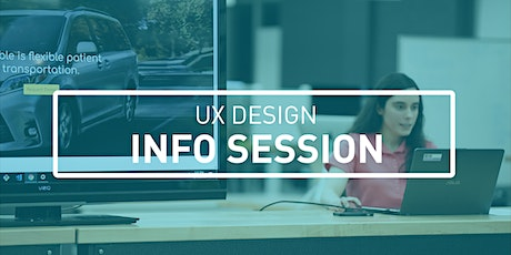 Free UX Design Info Session tickets