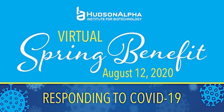 HudsonAlpha Spring Benefit Curbside Pickup tickets
