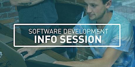 Free Software Development Info Session (Online) tickets