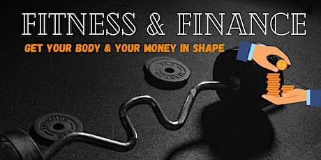 Fitness & Finance tickets