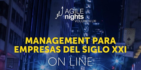 Agile Nights LXI tickets