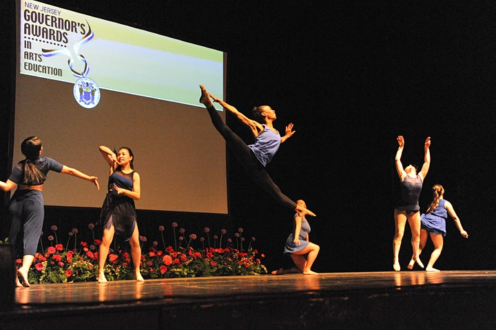 2021 Annual  New Jersey Governor's Awards in Arts Education image