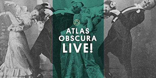 Atlas Obscura Live: Pride