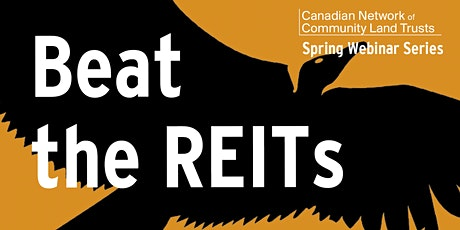 Beat the REITs  / CNCLT Webinar tickets