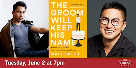 Matt Ortile + Bowen Yang: The Groom Will Keep His Name tickets