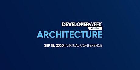 DeveloperWeek Global: Architecture 2020 tickets
