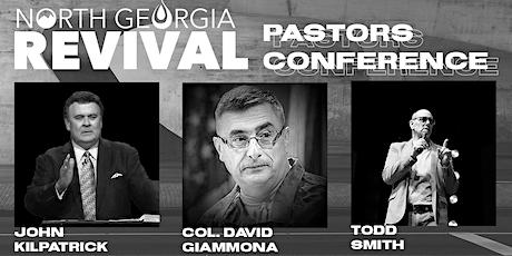 North Georgia Revival Pastors Conference tickets