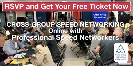 VIRTUAL Business Speed Networking EXPO June 5th for Develop New Business Development tickets
