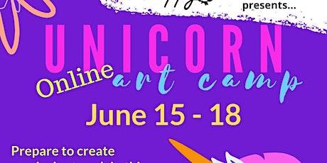 Unicorn Art Camp 2020 tickets