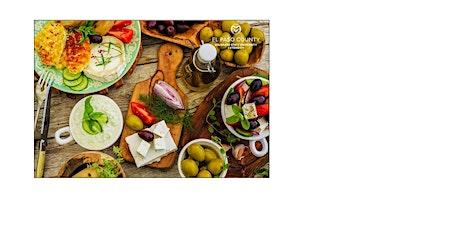 Online - Mediterranean Diet Workshop tickets