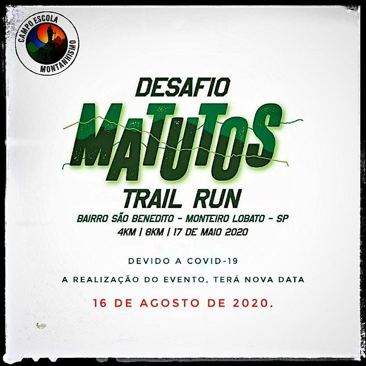 Imagem do evento Desafio Matutos Trail Run 2020