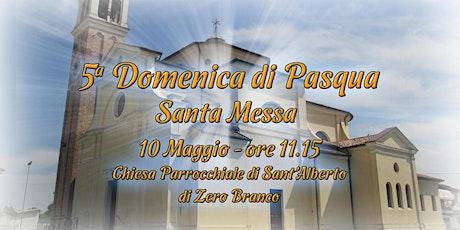 Santa Messa Sant'Alberto - Domenica ore 8.00 biglietti
