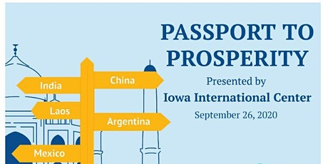 Passport to Prosperity Week 2020 tickets