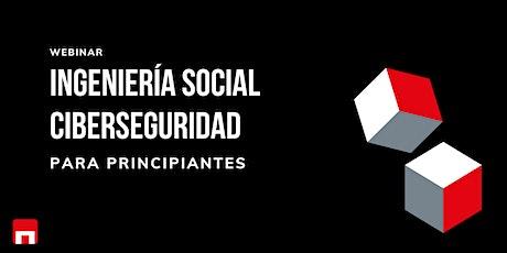 Ingeniería Social : Técnicas y estrategias de Manipulación Psicológica boletos