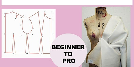 Free Pattern Drafting and Sewing Course tickets