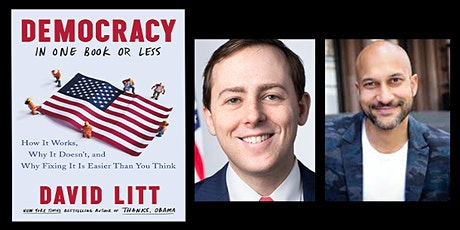 Democracy in One Book Or Less tickets