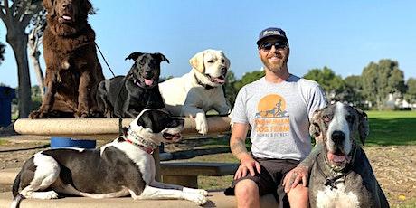 Dog Training Online Q&A Seminar tickets