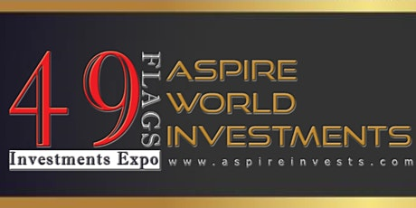 Investments Expo with 49 Flags tickets