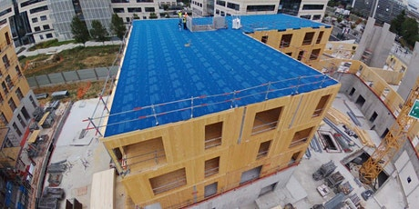 Passive House, CLT, and Airtightness for Multifamily Buildings tickets