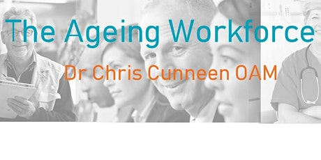 The Ageing Workforce tickets