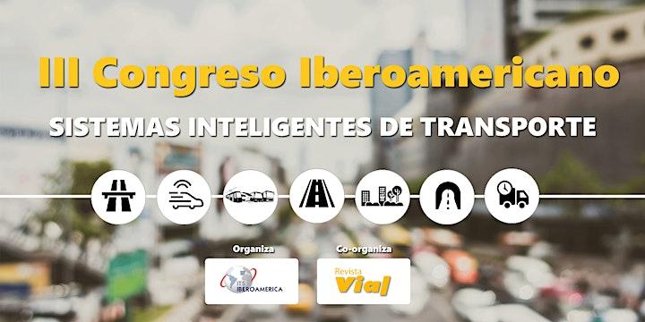 Imagen de III CONGRESO IBEROAMERICANO-SISTEMAS INTELIGENTES de TRANSPORTE